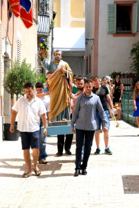 Procession de la St Pierre